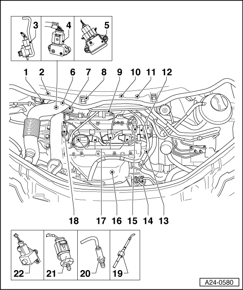 audi workshop manuals  u0026gt  a2  u0026gt  power unit  u0026gt  motronic direct
