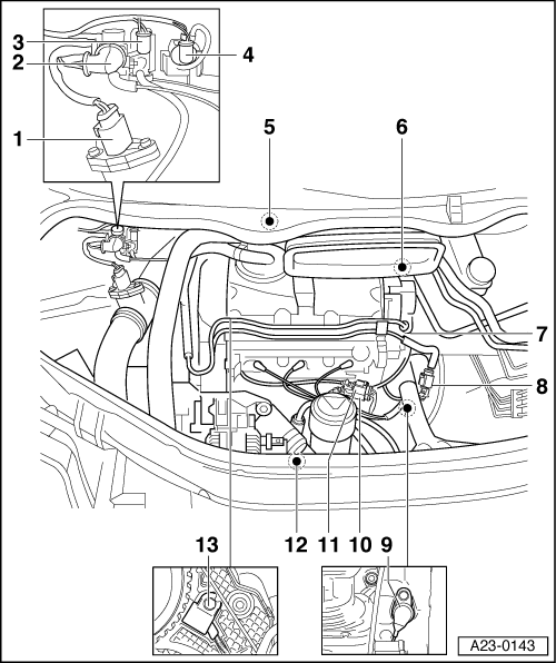 vw beetle firing order diagram