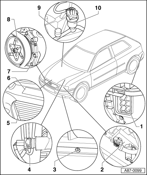 Audi Workshop Manuals \u003e A3 Mk1 Heating Ventilation Airaudi Aircon: Audi S3 Bam Engine Wiring Diagram At Hrqsolutions.co