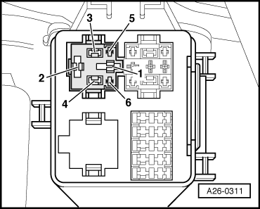 2007 Audi A3 Fuse Panel Diagram on audi q5 parts diagram