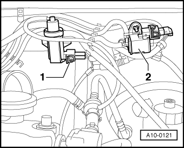 skoda octavia wiring diagram with Checking Solenoid Valve For Boost Pressure Limitation  N75 on Checking solenoid valve for boost pressure limitation  N75 also Skoda Fabia Fuse Box Layout Diagram as well Engine Oil Filter Cap further Remove window lifter also Checking heated seat temperature sensors.