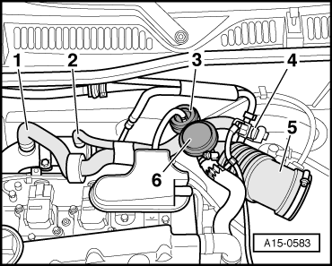 Removing and installing cylinder head as well 2008 Sprinter  ponent Names together with Audi Supercharger Kit further Removing and installing cylinder head as well Fuel Economy Cars. on audi turbocharger diagram
