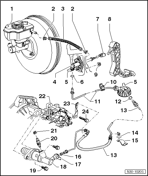 Manual Transmission Clutch Diagram 1 Exploded View Of The Clutch