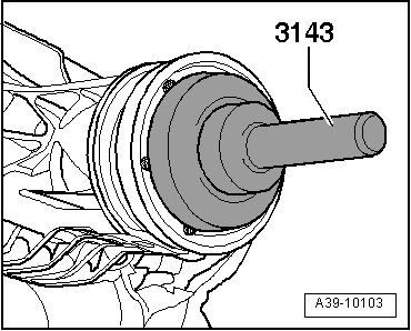 Renewing_flange_for_propshaft_and_oil_seal