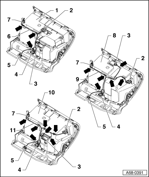 Airbag Switch Box Wiring Diagram