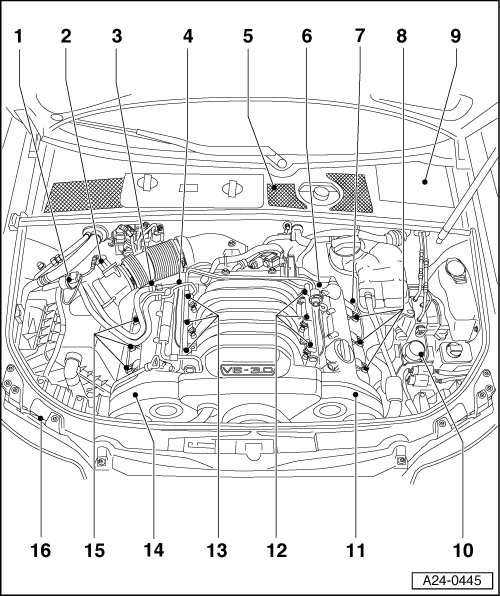 2006 audi a4 cabriolet engine diagram