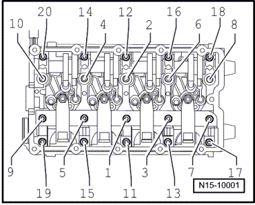wiring diagram golf 4 tdi with Removing And Installing Camshafts on 5ushr Volkswagen Passat 2004 Volkswagen Passat Front likewise 2003 Vw Golf Fuse Box moreover Vw Engine Parts Diagram Vw Engine Tin And Chrome Dress Up  ponents Super Beetle additionally Checking  charge pressure control solenoid valve n75 as well Wiring Diagram Capacitor Symbol.