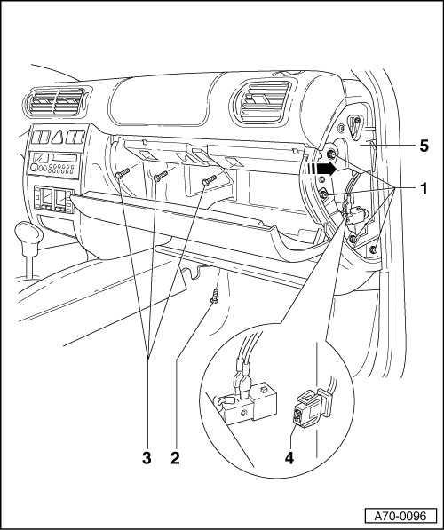 Audi Workshop Manuals A4 Mk1 Body Fitting Instructions