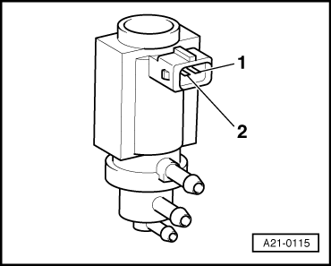 Overview of fitting locations furthermore Checking solenoid valve for boost pressure limitation  N75 besides Overview of fitting locations  vehicles with engine codes cfka cpma likewise 01 Vw Passat Wiring Diagram together with 01 Audi Rs4 Engine. on n75 valve audi