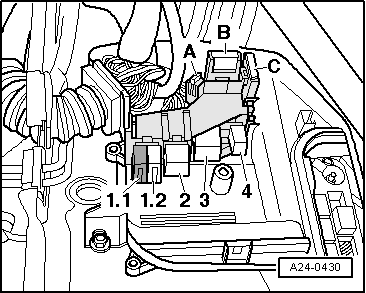 Checking  automatic gearbox relay j60 on led power supply wiring diagram
