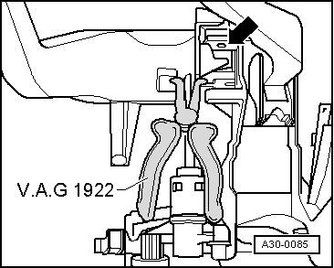 Assembly overview pedal cluster  lhd vehicles together with Removing and installing clutch master cylinder in addition T13568468 1999 audi a4 1 8t 5 speed stahls when additionally Removing and installing clutch master cylinder further How To Bleed Abs 1995 Jeep Wrangler. on audi a4 clutch master cylinder