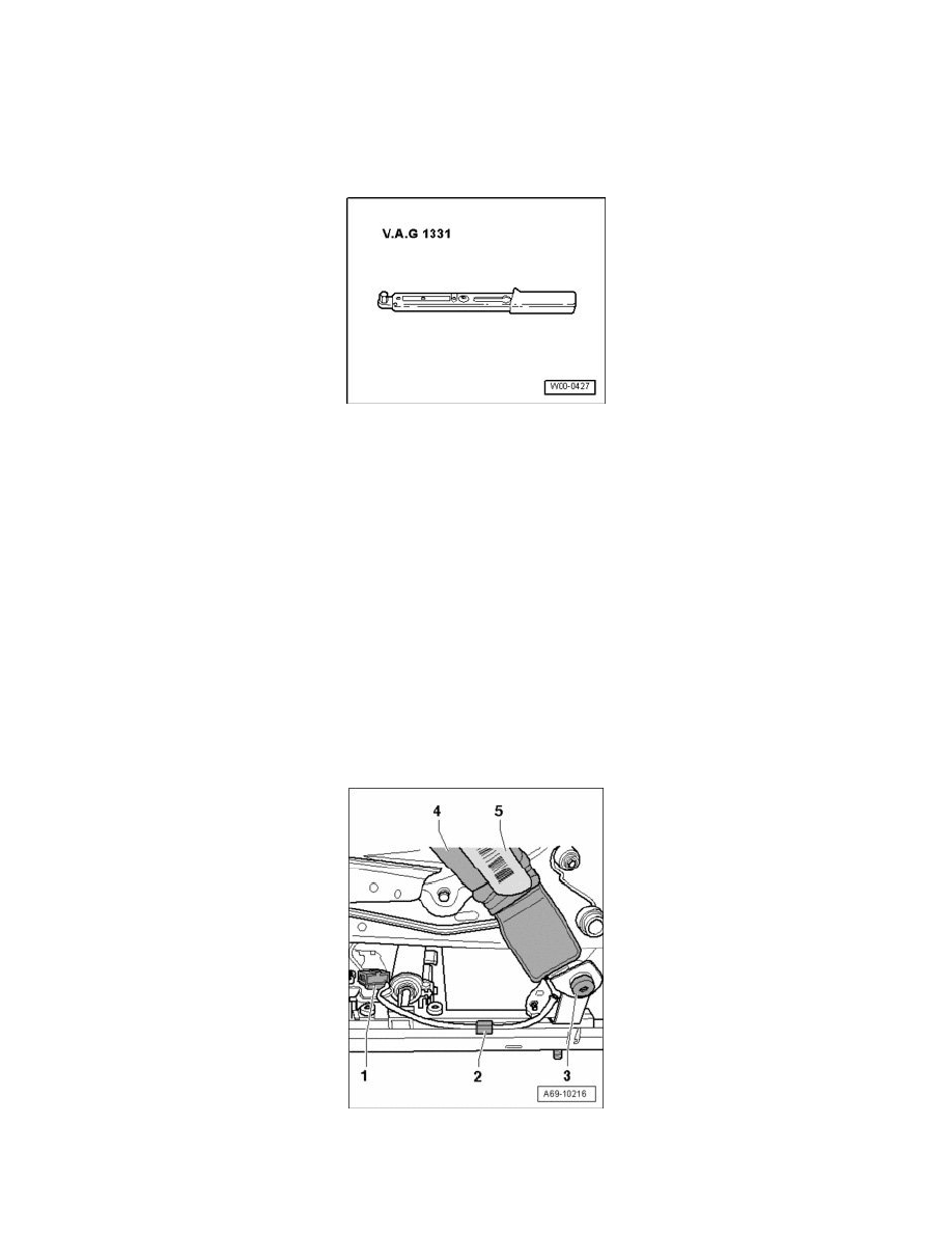 Seat Sensors For Occupant Detection Seat Occupant Sensor