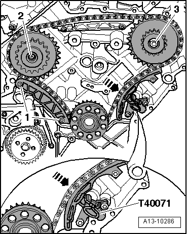 Audi Timing Chain