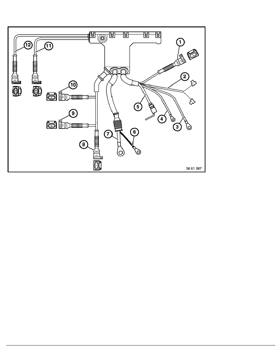 Bmw E36 Alternator Wiring Diagram : M engine wiring issues ti forum