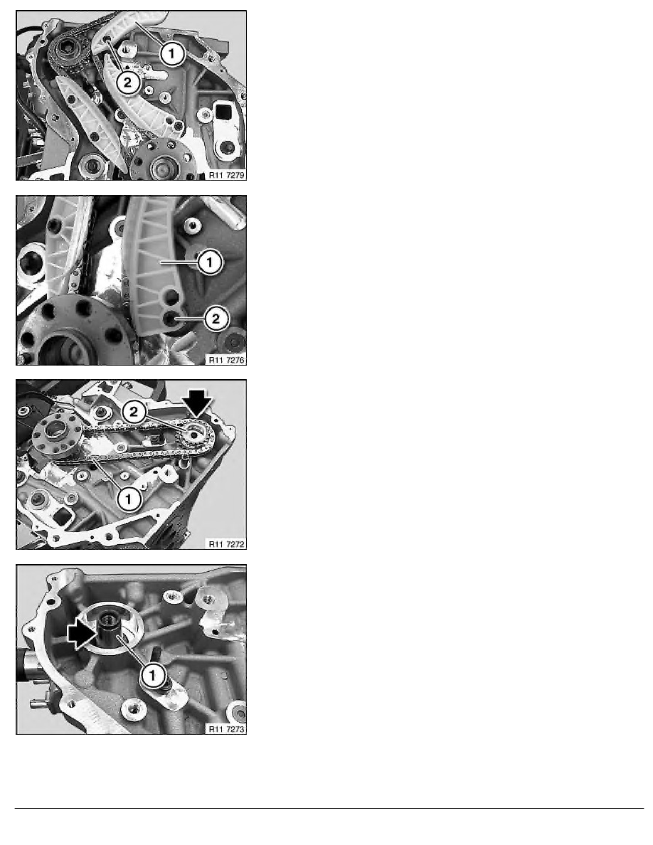 2 Repair Instructions > 11 Engine (N47) > 31 Camshaft > 5 RA Replacing Both  Timing Chains (M47) > Page 373