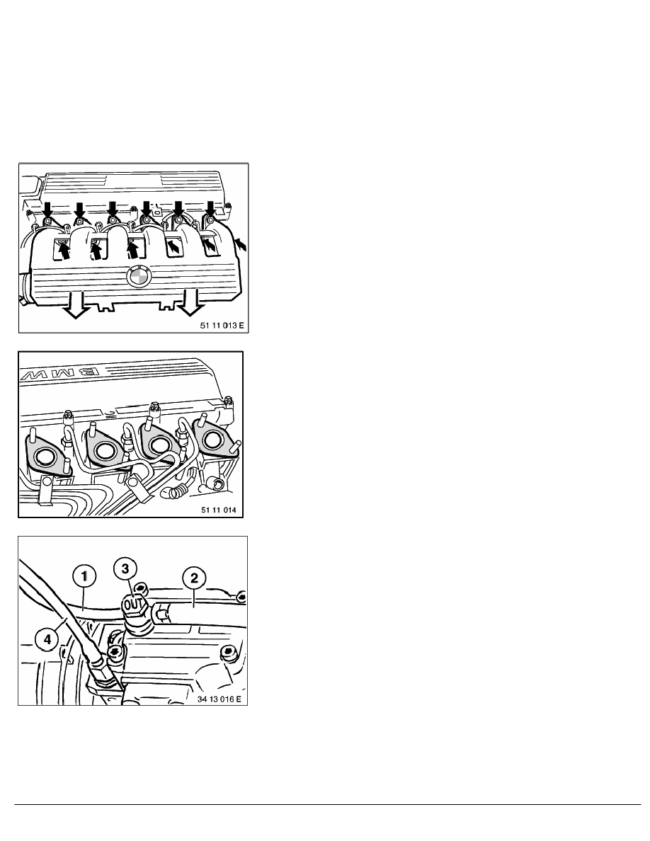 BMW Workshop Manuals > 5 Series E34 525tds (M51) TOUR > 2