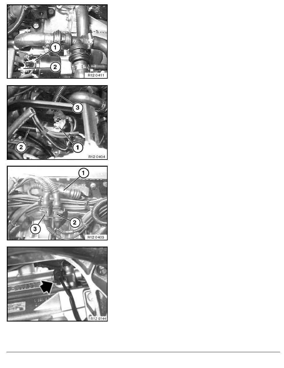 2 Repair Instructions > 12 Engine Electrical System (M52) > 51 Engine Wiring  Loom > 1 RA Wiring Harness - Replacing Engine Section (M52) > Page 792