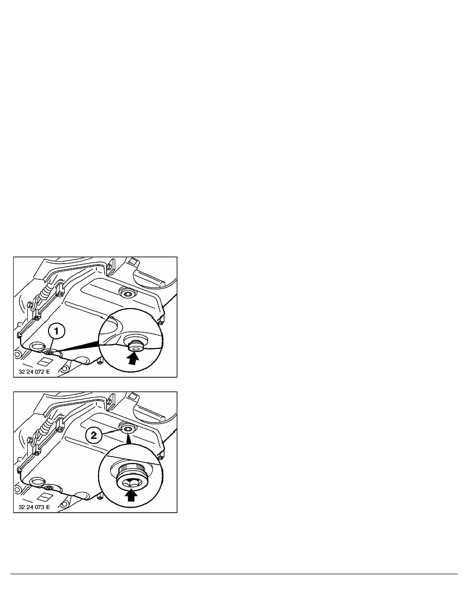 2 Repair Instructions > 24 Automatic Transmission (AUT) > 0 Transmission  Assembly > 4 RA Oil Change In Automatic Transmission (A5S 310Z)