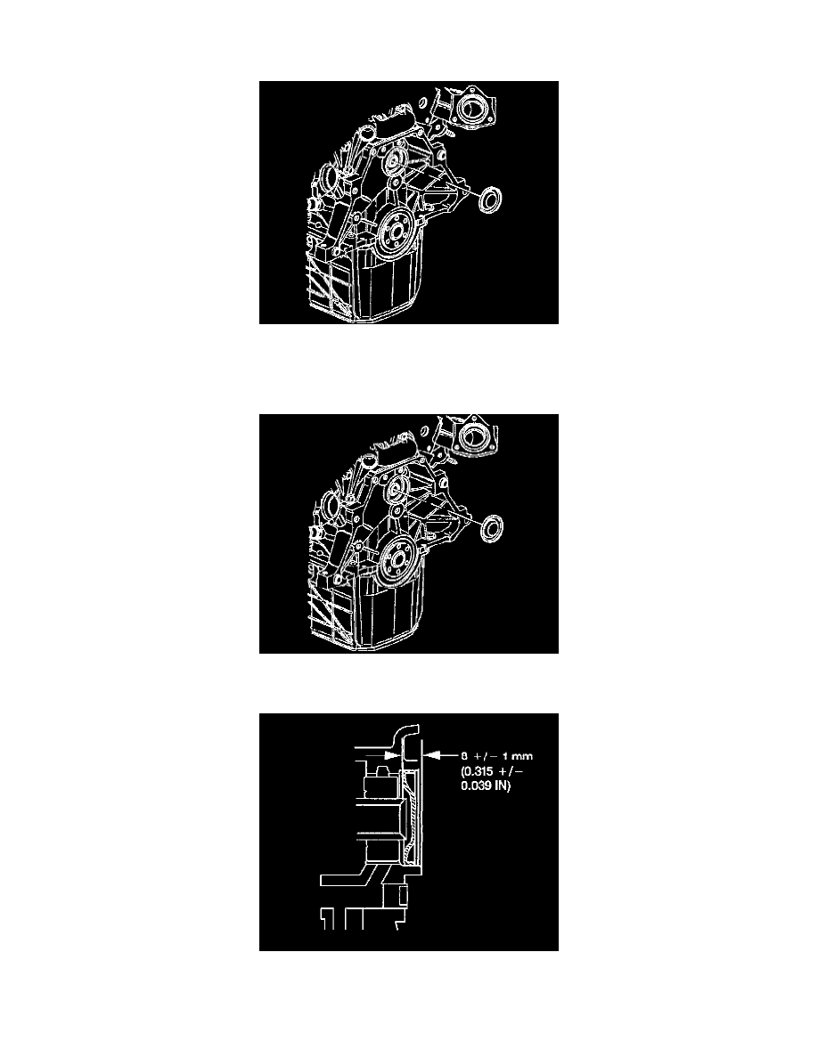 Engine, Cooling and Exhaust > Engine > Cylinder Block Assembly >  Expansion/Freeze Plug > Component Information > Service and Repair