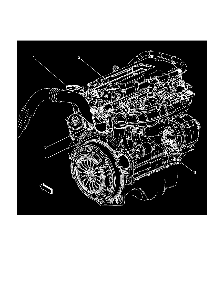 Engine, Cooling and Exhaust > Cooling System > Engine - Coolant Temperature  Sensor/Switch > Coolant Temperature Sensor/Switch (For Computer) >  Component ...
