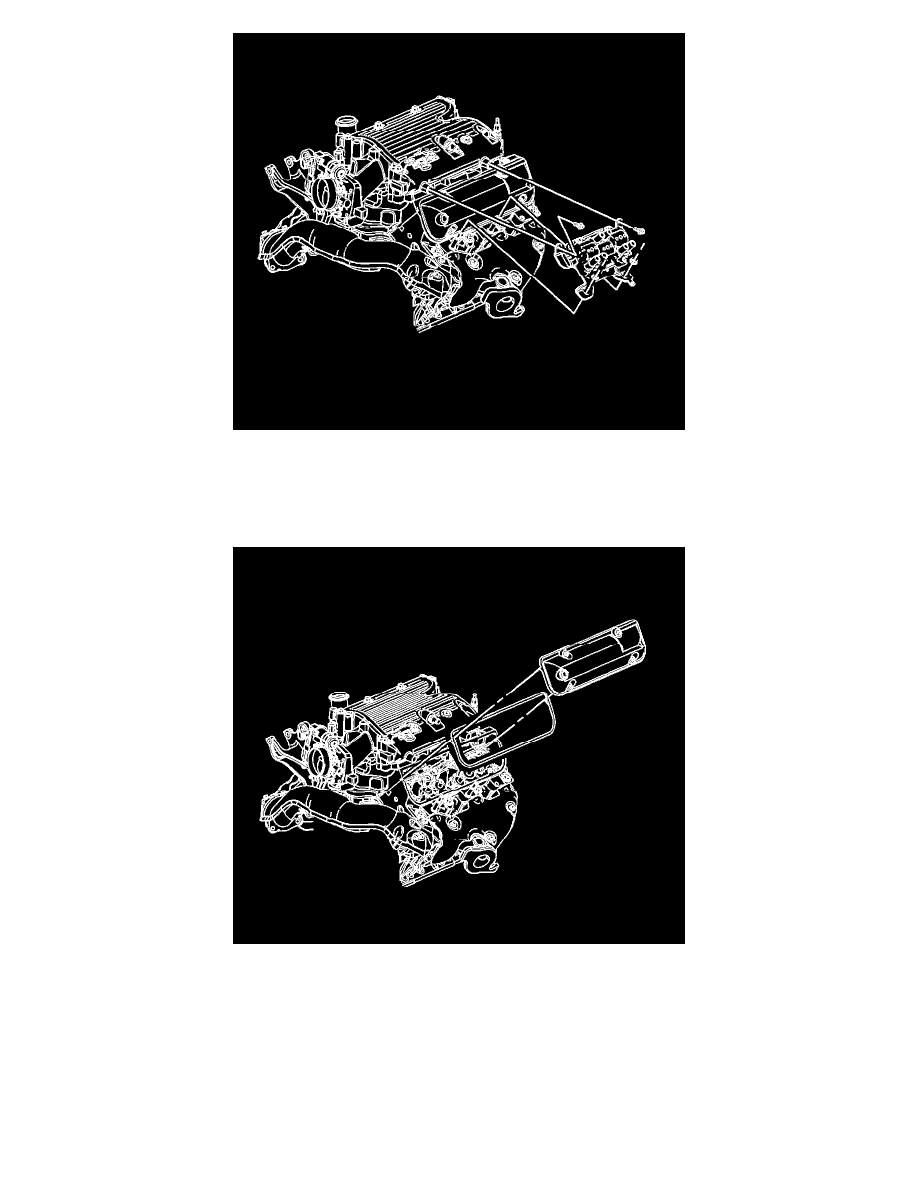 Chevrolet Workshop Manuals Impala V6 35l 2008 Engine Cooling Gm 3500 Diagram And Exhaust Cylinder Head Assembly Valve Cover Component Information Service Repair Rocker Arm
