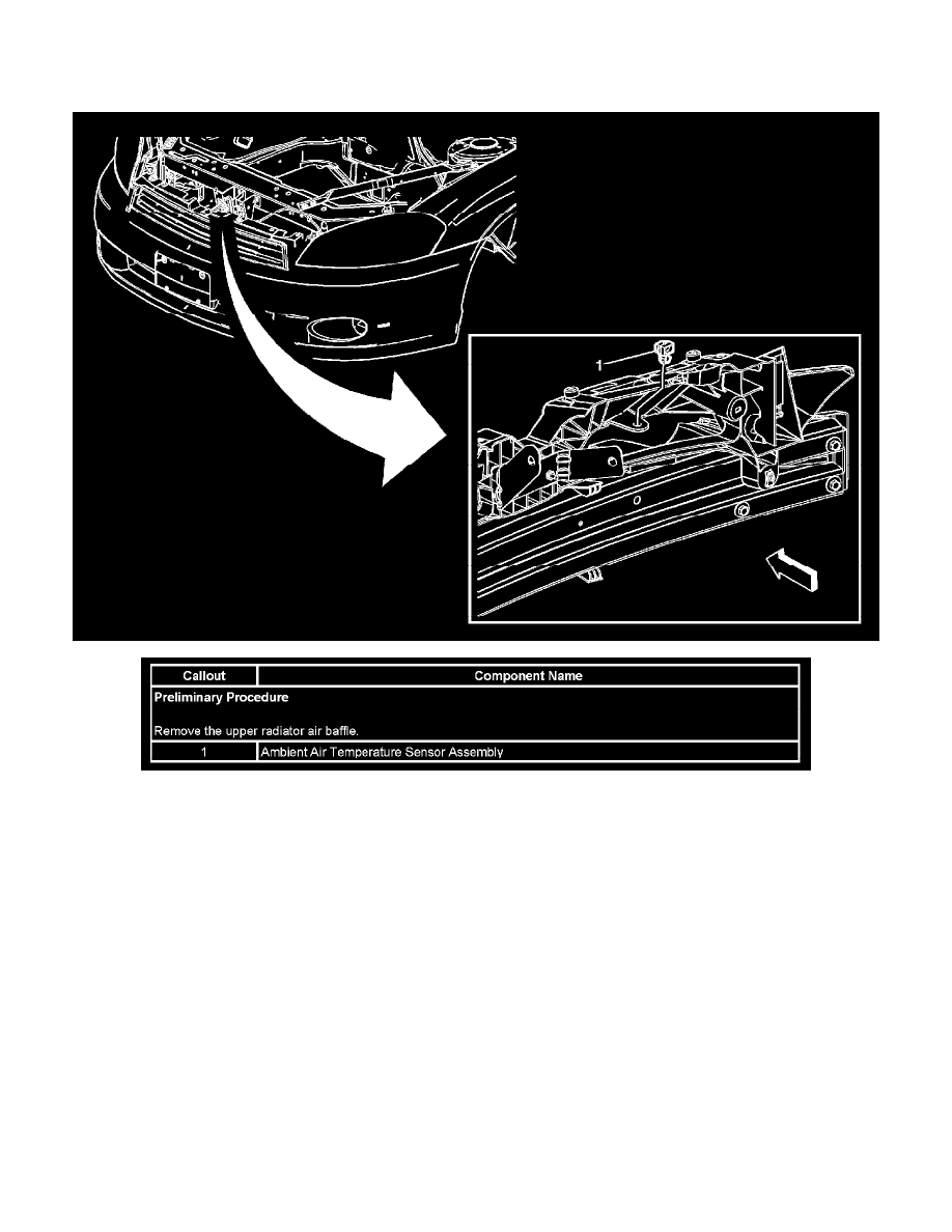 Chevrolet Workshop Manuals > Impala V6-3 9L (2007) > Heating