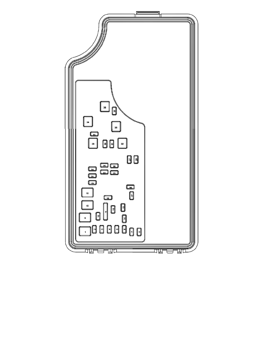 2008 sebring fuse box diagram