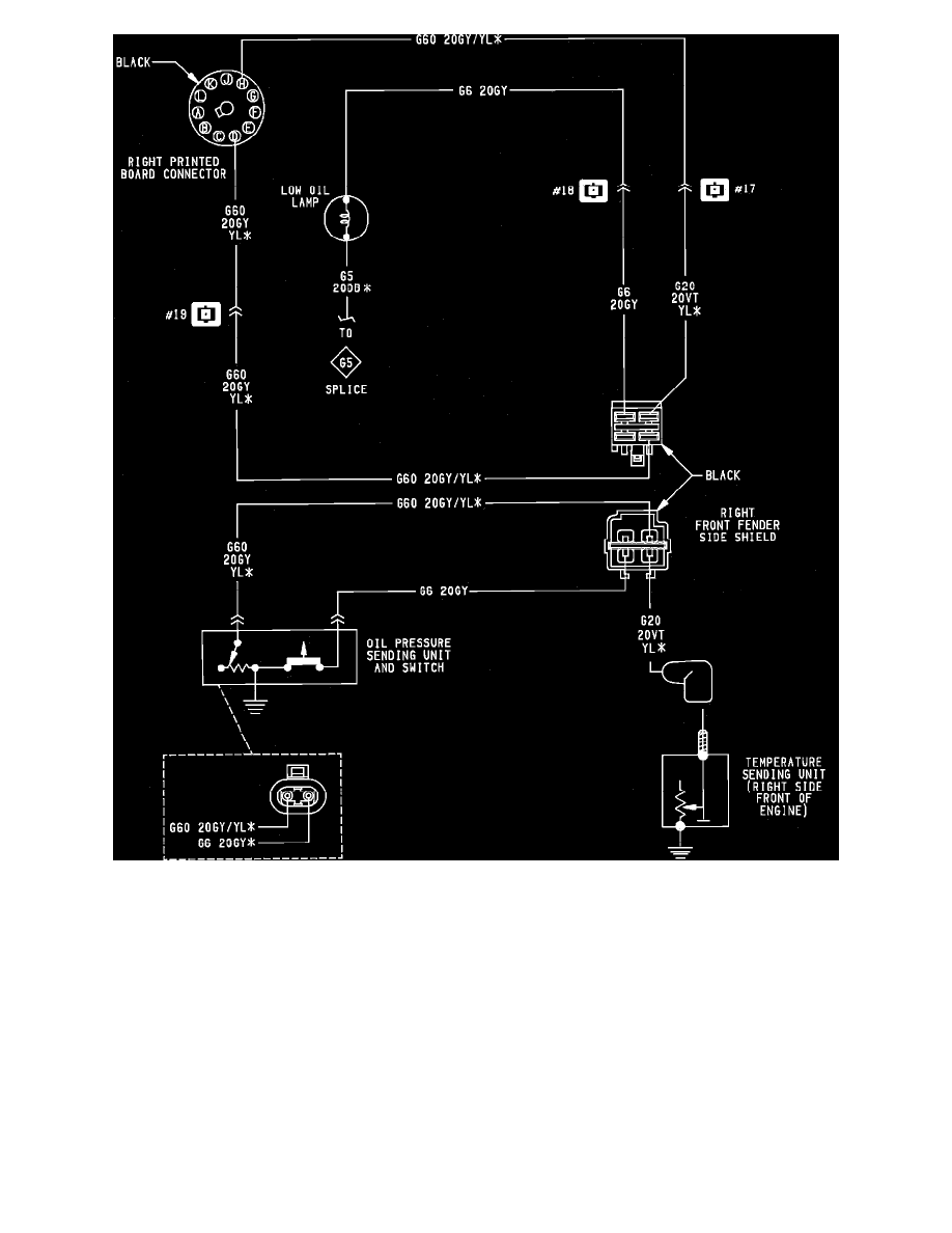 318 Engine Sensor Diagram Wiring Library Temperature Gauge Schematic Sensors And Switches Cooling System Coolant