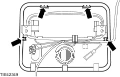 J450100 engine remove and install  y 17 dtl without ac lhd likewise Standard Wide Panel Type Fasteners C 484 489 492 also Auxiliary fan motor replace  z 20 lel z 20 ler also P 0900c1528008acaf likewise Engine. on wiring harness retaining clips
