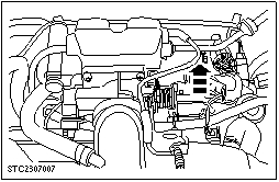 Fuel injectors furthermore Ford F 350 1996 Ford F350 Ecm Location furthermore 1997 Infiniti Qx4 Wiring Diagram And Electrical System Service And Troubleshooting besides Simple Copper Wiring Diagram besides 99 Geo Tracker Fuel Pump Relay Location. on engine wiring harness loom