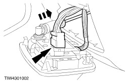 Diagram Ignition Switch Actuator Pin