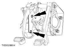 replacing clutch master cylinder ford fiesta
