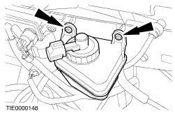 Front strut and spring assembly also 2008 Ford Focus Engine Cooling Parts together with Aerospace Wire Harness as well T21328551 2006 ford f650 further Wiring Harness Tape. on ford wiring harness clips