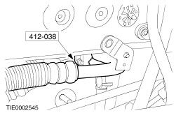 Ford 4 0 Intake Temp Sensor additionally Evolution 7 8 9 Oem Mitsubishi Parts Cooling Hvac in addition 2003 Dodge Caravan The Low Side Service Port For The Ac33lv6 additionally 39409 Ac System 626 00 likewise Ac  pressor Lubricant. on ford focus condenser
