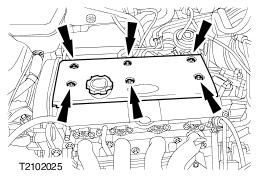 Ford 6 Cylinder Engine Timing Pointer