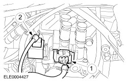 Ford Expedition 2001 Ford Expedition Fuel Filter also Cup tappets replace moreover Chevy Blazer Ignition Control Module Location furthermore Cylinder head remove and install besides 476i2 Volvo V70 Cross Country Awd Find Fuel Filter. on fuel pressure release valve