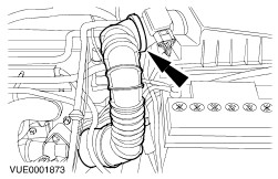 Mass air flow  maf  sensor 1 6l zetec Se  sigma  1 additionally T13212999 Need vacuum diagram 1998 ford ranger furthermore 2000 Ford Expedition V8 4 6l Serpentine Belt Diagram further 2004 Nissan Titan 5 6l Serpentine Belt Diagram furthermore Ford Ranger 3 0 Dpfe Sensor. on ford 1 6l engine