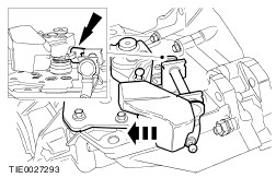 ford focus shift cable adjustment