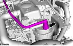 Ford Workshop Manuals > Focus 200475 072004 Mechanical. Connect The Fuel Filter Supply Line For Additional Information Refer To Quick Release Coupling 31000 System General. Ford. Ford Focus Fuel Filter System Diagram At Scoala.co