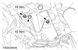 Oil pump additionally Faq About Engine Transmission Coolers in addition 2003 Ford Ranger Exhaust Parts further Honda Accord88 Radiator Diagram And Schematics additionally T19052619 Fuel filter location 1996 buick lesabre. on ford 6 0 up pipe