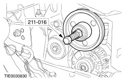 wiring harness disconnect tool with Power Steering Pump 1 3l Duratec 8v  Rocam  1 on Replacing speed sensor wire also P 0996b43f80759c3c as well T15862881 Audi a3 1 8 t 1999 am having boost further 3i74b 2005 Dodge 5 9 Cummins Ho Getting Ready Replace Fuel Injectors moreover Jeep Wrangler Se Engine.