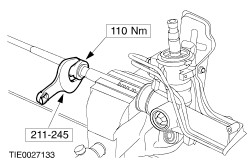 inner tie rod removal with Tie Rod on RepairGuideContent as well 0l3rf 2002 Ford Focus Insite Replacing Front Wheel Bearing in addition Replacement Windshield Wiper Blades 37361 furthermore Outer constant velocity  cv  joint together with How Does A Collapsible Steering Column Work.