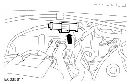 Connect The Heated Oxygen Sensor Hos Electrical Connector