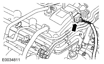 Disconnect The Ignition Coil Electrical Connector