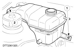 Remove The Expansion Tank