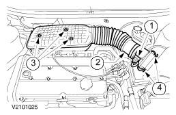 ford 2 0 zetec engine diagram with Intake Manifold on Ford Engine Vin Number also 2000 Focus Zx3 Engine moreover Ford Focus 2003 Ford Focus Drive Belt Diagram also Engine together with 4 Tec Cooling Diagram.