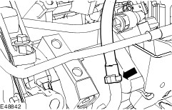 Ford Fuel Filter Retaining Clips