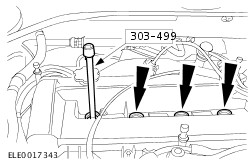2003 Mercury Sable Spark Plug Wiring Diagram likewise Ford Taurus 2000 Ford Taurus Intake Manifold likewise 3 0 Duratec Engine Diagram 2007 besides  on ford taurus duratec 24 valve v6 diagram