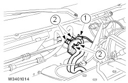 W3401014 ford workshop manuals \u003e streetka 2003 5 (01 2003 07 2005 ford ka heater control valve wiring diagram at bayanpartner.co