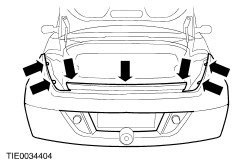 Rear bumper cover convertible likewise 224226 1975 Mustang 302 No Wires My Coil So Ones Do I Need also F100 Clips To Hold Wire Harness To Frame in addition Gm Wiring Harness Clips likewise 9820 Series Hella Euroled 130 White Round Interior L. on ford wiring harness clips